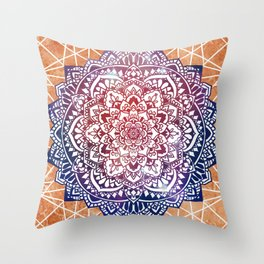 Reach Out For Love Throw Pillow