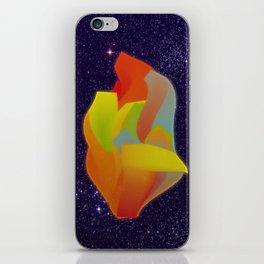 Shocking Colors iPhone Skin