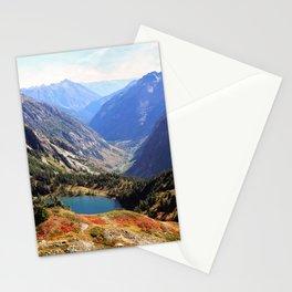 Wilderness adventure Stationery Cards