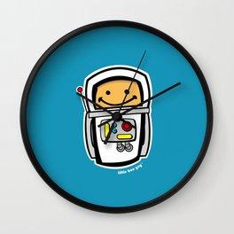 LBG Astronaut. Wall Clock