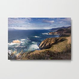 Big Sur Coast Metal Print