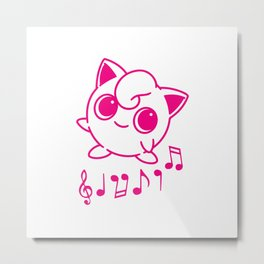 Jiggs song Metal Print