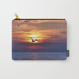 Romantic Sunset Carry-All Pouch