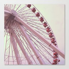 Farris Wheel Canvas Print