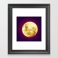Lantana Framed Art Print