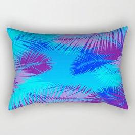 Tropic island Rectangular Pillow