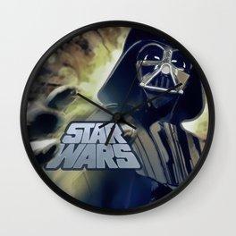 Vader Wall Clock