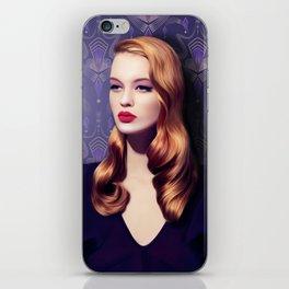 Veronica iPhone Skin