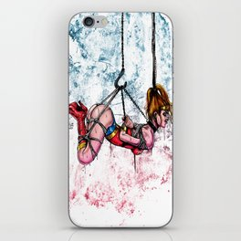 Bondage Wonderowman iPhone Skin