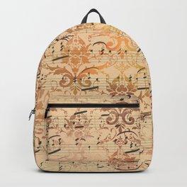 Vintage Ephemera 3 Backpack