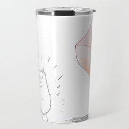 finger Travel Mug