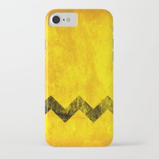 Distressed Charlie Brown iPhone 7 Slim Case