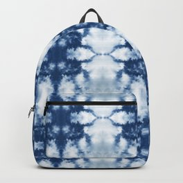 Tie Dye That's Actually Sky oversize Backpack
