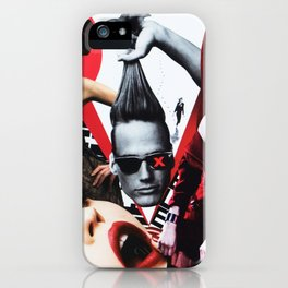 I Have A Thousand Eyes, Hieronymus iPhone Case