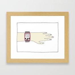 good time Framed Art Print