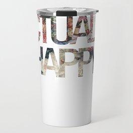 Actually // Happy Travel Mug