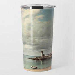 Annisquam Light, Gloucester, Massachusetts, 1904 Travel Mug