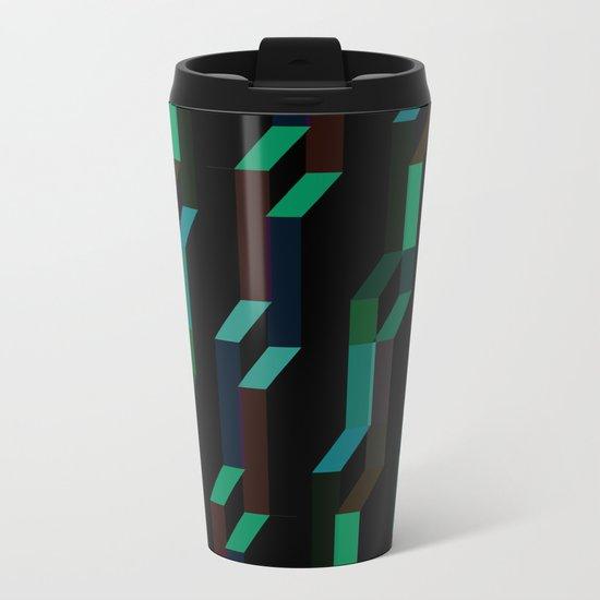 Serpentinas Metal Travel Mug