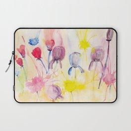 Wildblumen / Wild flowers Laptop Sleeve