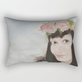Sha L Rectangular Pillow