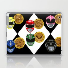 MMPR Laptop & iPad Skin