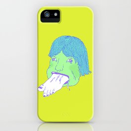 FEED ME 4 iPhone Case