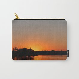 Sunset at Sunset Bay Carry-All Pouch