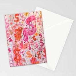 Barbie Money Stationery Cards
