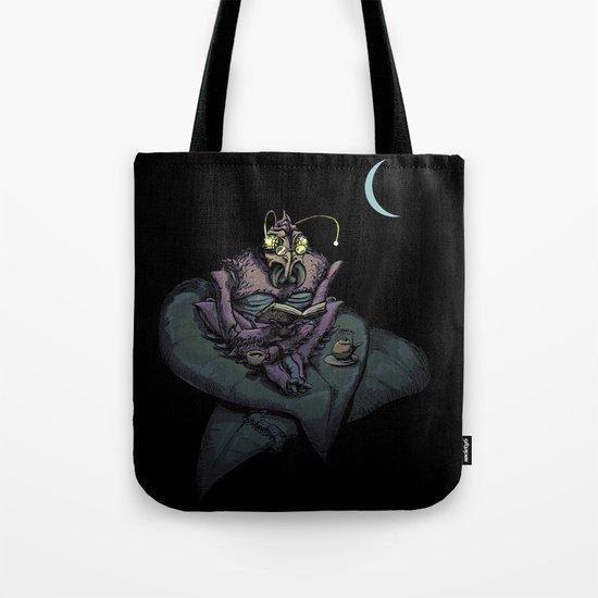Night Bug Tote Bag