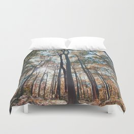 into the woods 06 Duvet Cover
