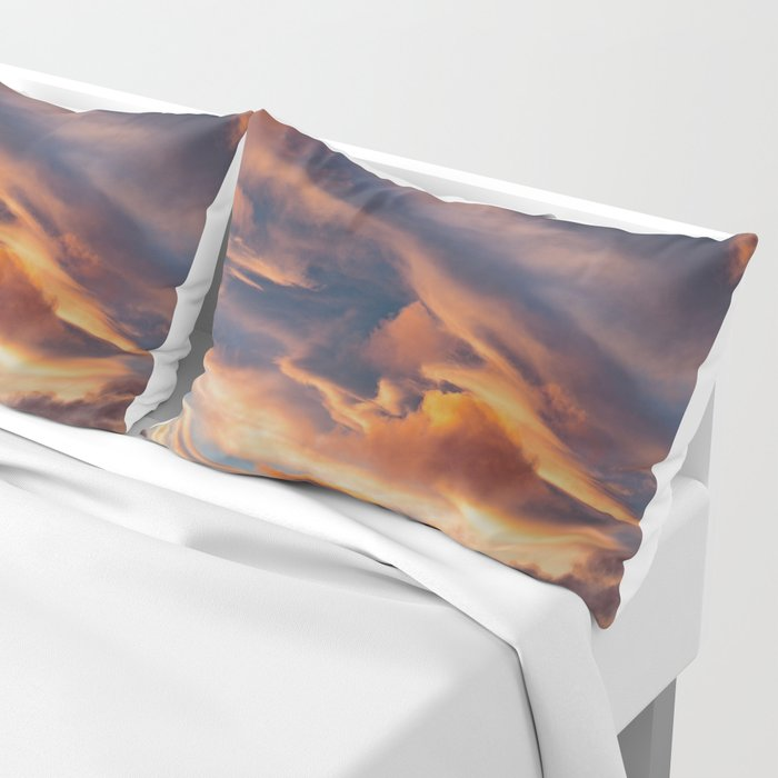 Good Morning Anchorage, Alaska Pillow Sham