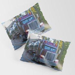 Trans Canada Trucker Pillow Sham