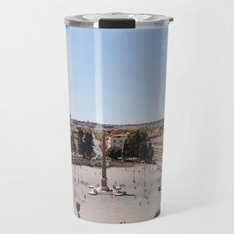 Piazza del Popolo Travel Mug