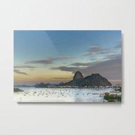 Rio de Janeiro IV Metal Print
