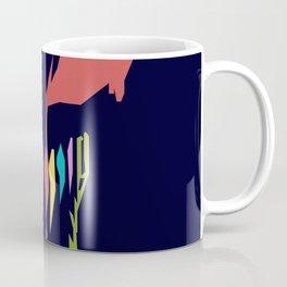 Symbiote in Pop art Coffee Mug