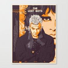 T. L. B. 02 Canvas Print