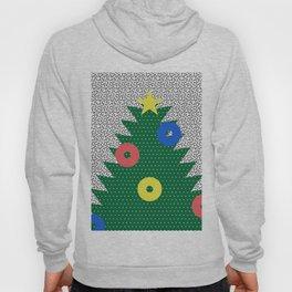 Memphis Christmas Tree Hoody