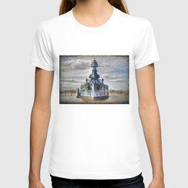 USS Texas T-shirt