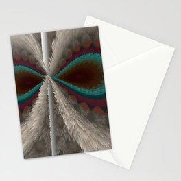 Random 3D No. 394 Stationery Cards