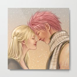 NaLu - All I Need Metal Print