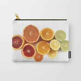 Citrus Rainbow Carry-All Pouch