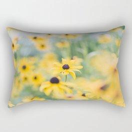 Field of Sunshine Rectangular Pillow