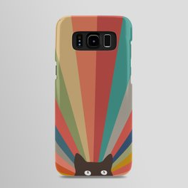 Cat Landscape 48 Android Case