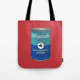 Kiki's delivery service - Miyazaki - Special Soup Series  Tote Bag