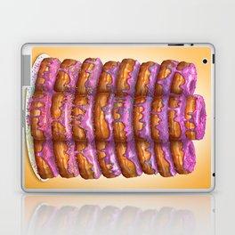 Donuts II 'Bon appetit Homer' Laptop & iPad Skin