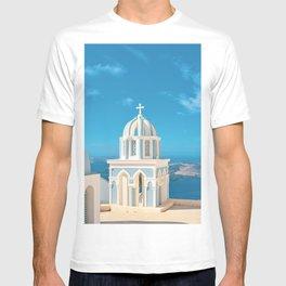 Santroini Grrece T-shirt