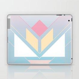 Tangram Lotus One Laptop & iPad Skin