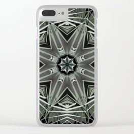 Kaleid sa 1 Clear iPhone Case