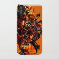 metal gear iPhone & iPod Cases featuring metal gear by ururuty