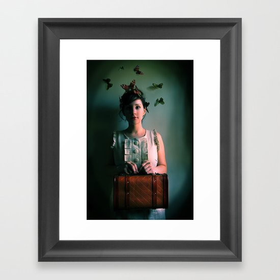 The Escape Artist Framed Art Print